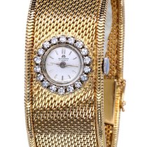 Carl F. Bucherer Yellow Gold Lady Bracelet Watch 1,2 carat...