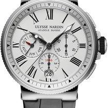 Ulysse Nardin Marine Chronograph 1533-150/40 2020 neu