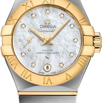 Omega Constellation Petite Seconde neu