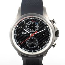IWC Portuguese Yacht Club Men's Automatic Chronograph Watch...