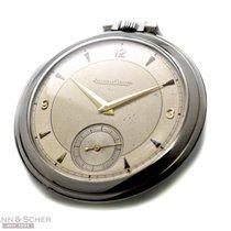 예거 르쿨트르 (Jaeger-LeCoultre) Vintage Pocket Watch Open Face...