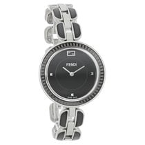 Fendi My Way Series Ladies Black Dial Swiss Quartz Watch...