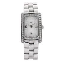 Baume & Mercier 8513 Hampton Milleis Stainless Steel Ladies Watch