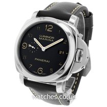 Panerai Luminor Marina 1950 3 Days Automatic Steel 44mm Black United Kingdom, London