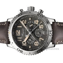 Breguet Type XX - XXI - XXII Steel 42mm Grey Arabic numerals United States of America, Florida, Aventura