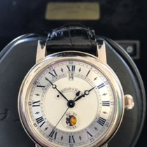 Christiaan v.d. Klaauw White gold Manual winding pre-owned