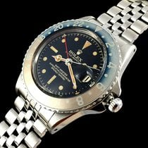 Rolex GMT-Master Steel 40mm Brown No numerals