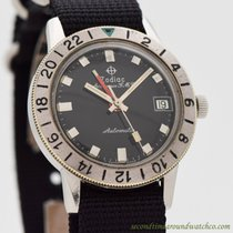 Zodiac Steel 34mm Automatic 752-925 pre-owned