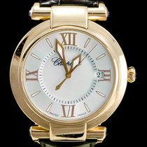 Chopard Imperiale Or rose 36mm Nacre Romain