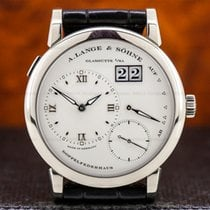 A. Lange & Söhne 38.5mm Manual winding pre-owned Lange 1