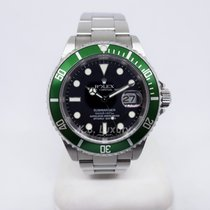 Rolex Steel 40mm Automatic 116610LV pre-owned Singapore, Singapore