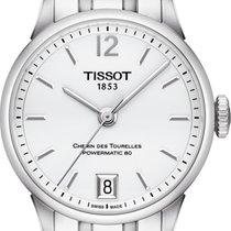 Tissot Chemin de Tourelles nov 2015 Automatika Sat s originalnom kutijom i originalnom dokumentacijom T0992071103700