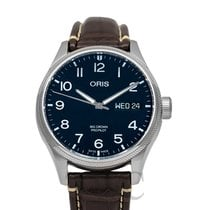 Oris Big Crown ProPilot Day Date 45mm Blue