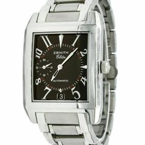 Zenith Port Royal Steel 31mm Black Arabic numerals United States of America, Florida, Sarasota