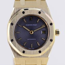 Audemars Piguet Royal Oak Lady Oro amarillo 30mm Gris Sin cifras