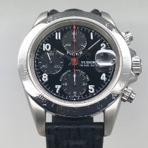 Tudor Tiger Prince Date Steel 40mm Black Arabic numerals United States of America, Florida, Miami