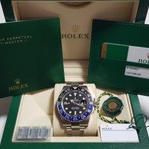 Rolex GMT-Master II Steel Black No numerals Singapore, Singapore