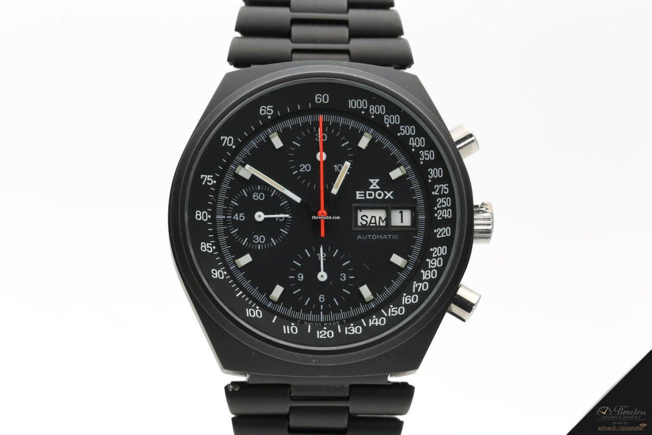 0e560a2c1 Použité hodinky Edox   Koupit použité hodinky Rolex na Chrono24