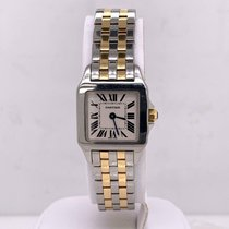 Cartier Santos Demoiselle 36mm Plata