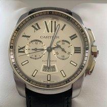 Cartier Calibre de Cartier Chronograph W7100046 2019 new