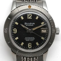Bulova Steel 35mm Automatic pre-owned United States of America, California, West Hollywood