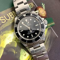 Rolex Submariner (No Date) Сталь 40mm Чёрный Россия, Санкт-Петербург