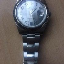 Rolex Datejust II Steel 41mm Silver