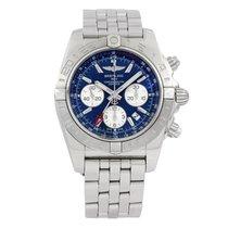 Breitling Chronomat GMT Steel 44mm Blue No numerals United States of America, Arizona, SCOTTSDALE