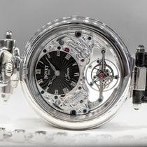 Bovet White gold 44mm Manual winding AIF0T006-03 pre-owned United States of America, New Jersey, Englewood