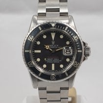 Rolex Submariner Date 1680 Very good Steel 40mm Automatic