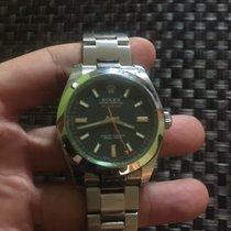 Rolex Milgauss 116400GV 2013 gebraucht