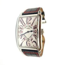 Franck Muller Steel Long Island 35mm pre-owned United States of America, New York, New York