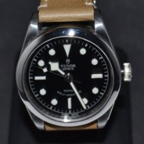 Tudor Black Bay 36 Steel 36mm Black No numerals