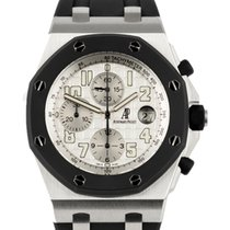Audemars Piguet Royal Oak Offshore Chronograph Сталь 42mm Белый Россия, Moscow