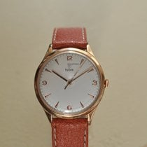 Tudor Rose gold Manual winding White 36mm pre-owned