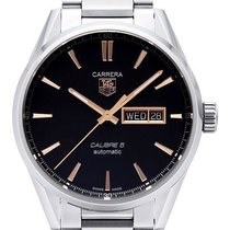 TAG Heuer Carrera Automatik Day-Date Calibre 5 WAR201C.BA0723