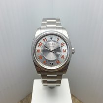 Rolex Air King Stainless Steel 2007 ref:114200