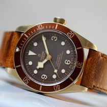 Tudor Black Bay Bronze Bronze 43mm Brun France, Thonon les bains