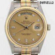 Rolex Day Date Tridor Weissgold Ref.18039B