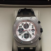 Audemars Piguet Royal Oak Offshore Chronograph B&P 11-2013