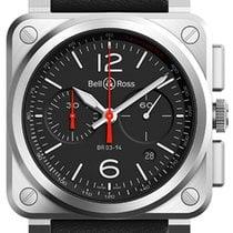 Bell & Ross BR 03-94 Chronographe nuevo 2020 Automático Cronógrafo Reloj con estuche original