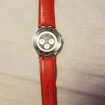 Dolce & Gabbana Dolce Gabbana Unique 46mm Chronograph Red...