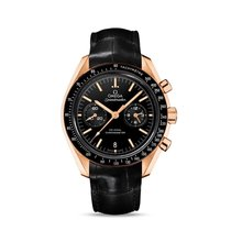 Omega Speedmaster Professional Moonwatch Pозовое золото 44.2mm Чёрный