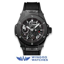 Hublot BIG BANG MECA-10 BLACK MAGIC Ref. 414.CI.1123.RX
