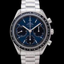 Omega Speedmaster Racing Steel 40mm Blue United States of America, California, San Mateo