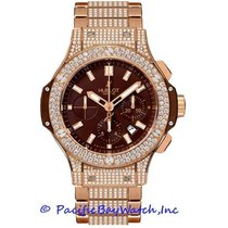 Hublot Big Bang 44 mm new Automatic Chronograph Watch with original box and original papers 301.PC.3180.PC.2704