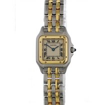 Cartier Panthere Two Tone Watch