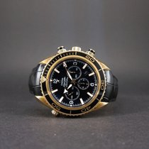 Omega Seamaster Planet Ocean Chronograph Red Gold, Mint