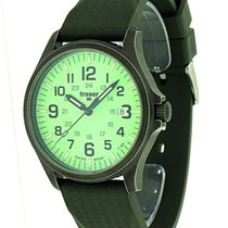 Traser Officer Pro GunMetal Lime