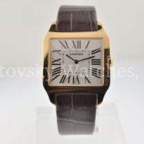 Cartier Santos Dumont Rose gold United States of America, California, Beverly Hills